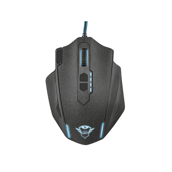 Trust GXT 155 Caldor Gaming Mouse - Black
