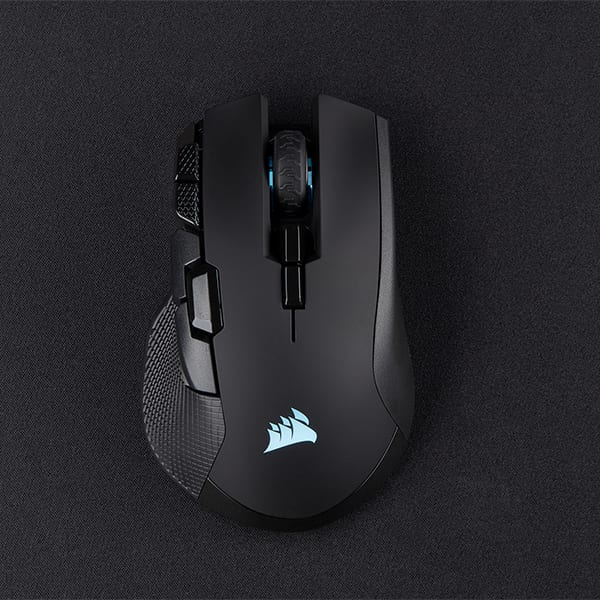 Corsair Ironclaw Wireless RGB, Optical, 18000DPI Gaming Mouse