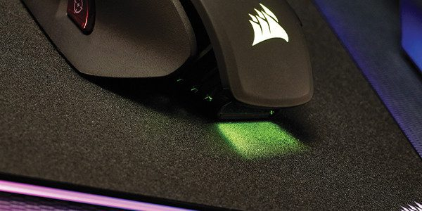 Corsair MM800 RGB Polaris Gaming Mouse