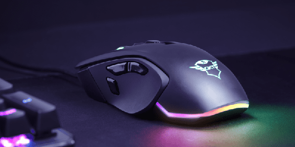 Trust GXT 970 Morfix Customisable Gaming Mouse