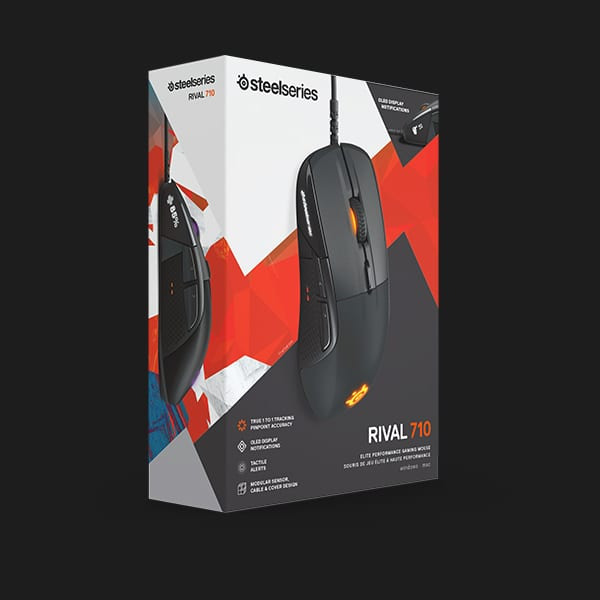 SteelSeries Rival 710 Gaming Mouse