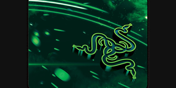 Razer Goliathus Speed Cosmic Gaming Mouse Mat - Medium