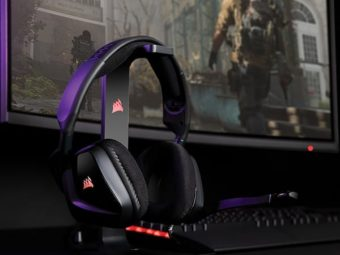 Corsair Void ELITE RGB Carbon Gaming Headset