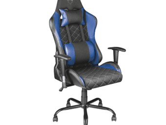 Trust GXT 707R Resto Gaming Chair (Blue)