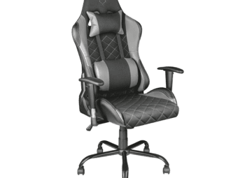Trust GXT 707R Resto Gaming Chair (Grey)
