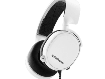 SteelSeries Arctis 3 Gaming Headset - White (2020 Edition)