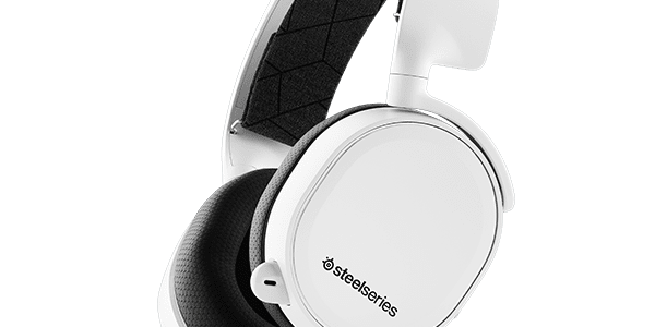StealSeries Arctis 3 Gaming Headset - White (2020 Edition)