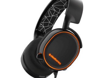 SteelSeries Arctis 5 Gaming Headset - Black (2019)