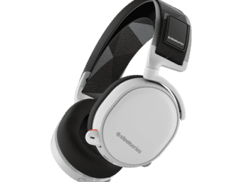 SteelSeries Arctis 7 Gaming Headset - White