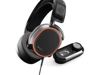 SteelSeries Arctis Pro & GameDac Gaming Headset