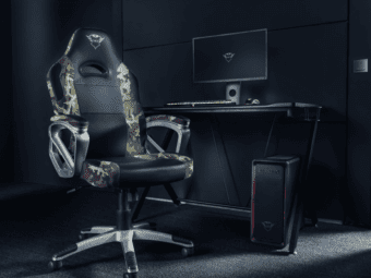 Trust GXT 705R Ryon Gaming Chair - Camo