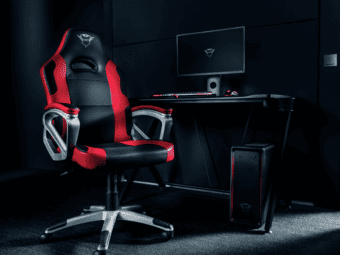 Trust GXT 705R Ryon Gaming Chair - Red