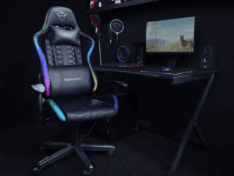 Trust GXT 716 Rizza LED RGB Gaming Chair