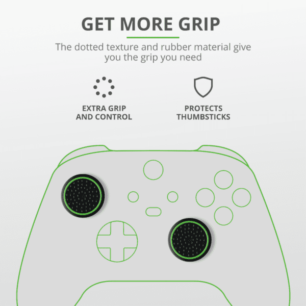 Trust GXT 267 4-pack Thumb Grips for Xbox