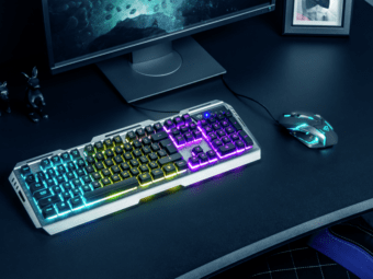Trust GXT 845 Tural Gaming Combo (keyboard with mouse)